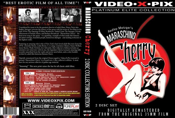 MARASCHINO CHERRY 2 DISC SET