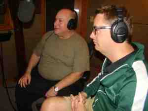 "Bill Lusting and Nic Winding Refn.....doing 'Biily Bagg"" commentaries"