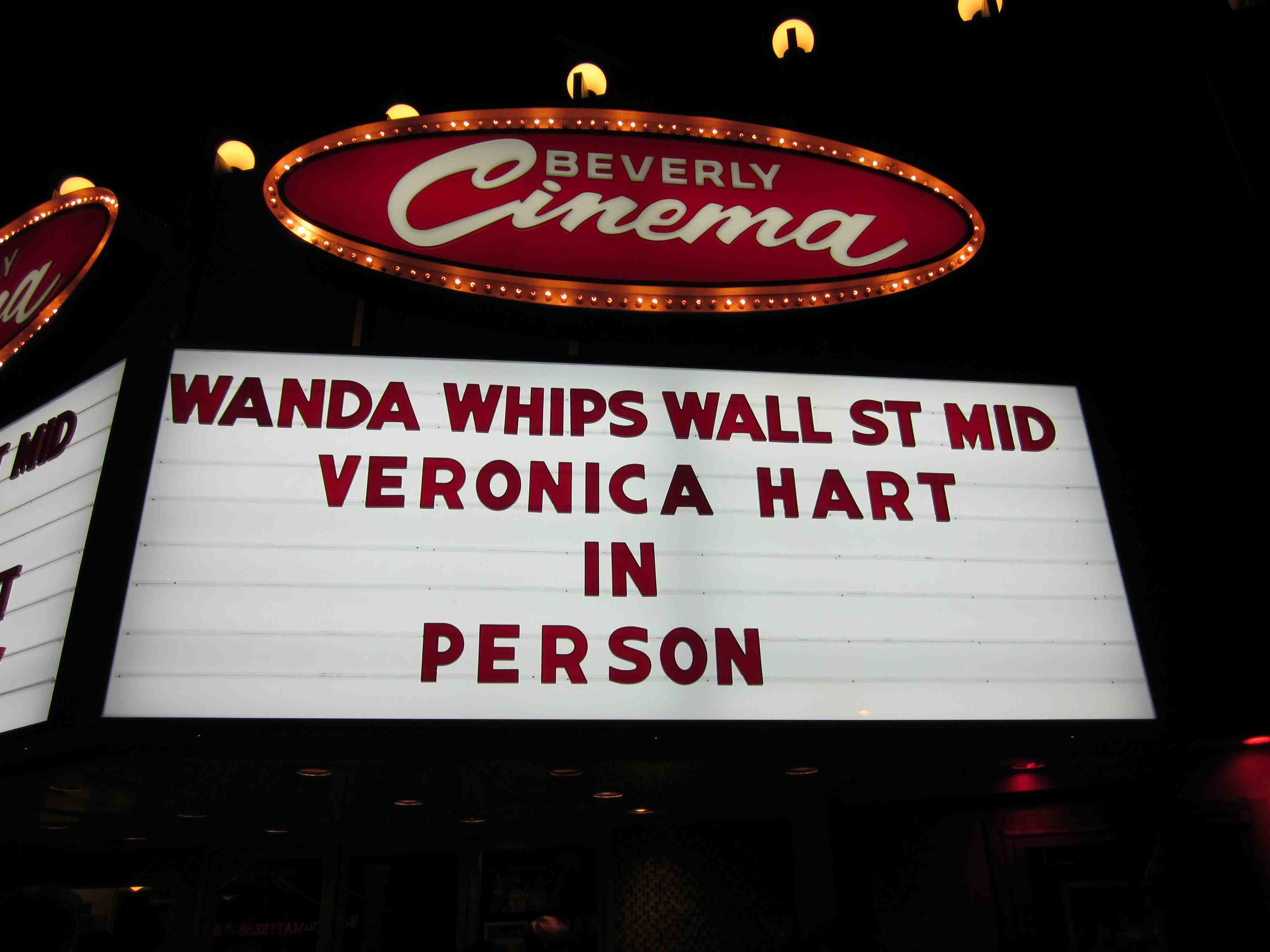 Veronica Hart In Wanda Whips Wall Street Pics