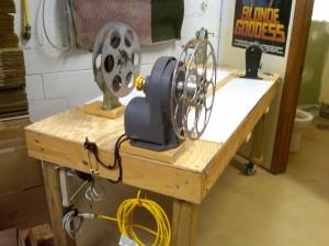 Distribpix Film Table