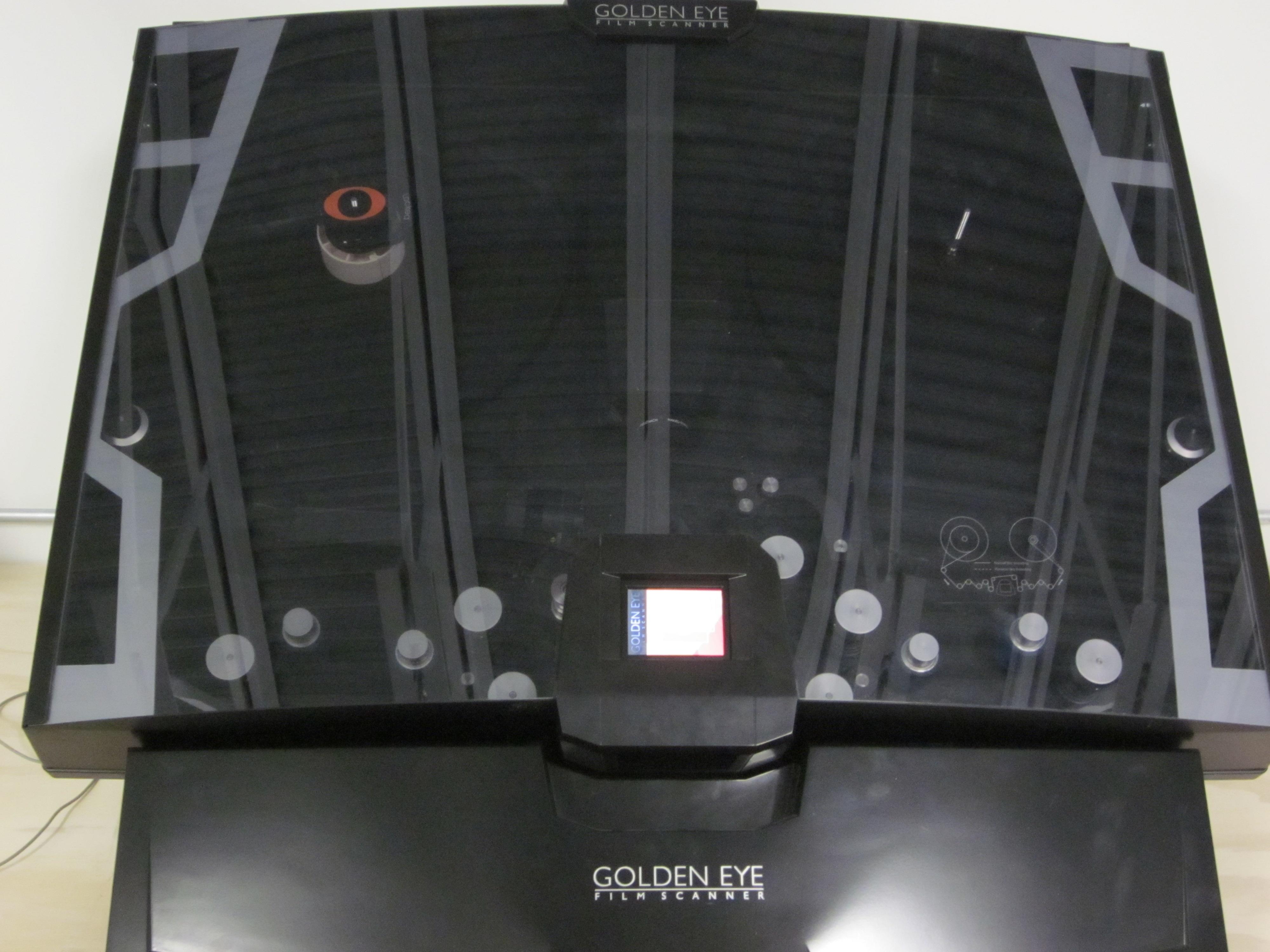 The Golden Eye II Film Scanner