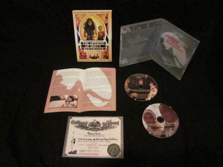 Misty Beethoven -Collector's Edition 2 DVD Set
