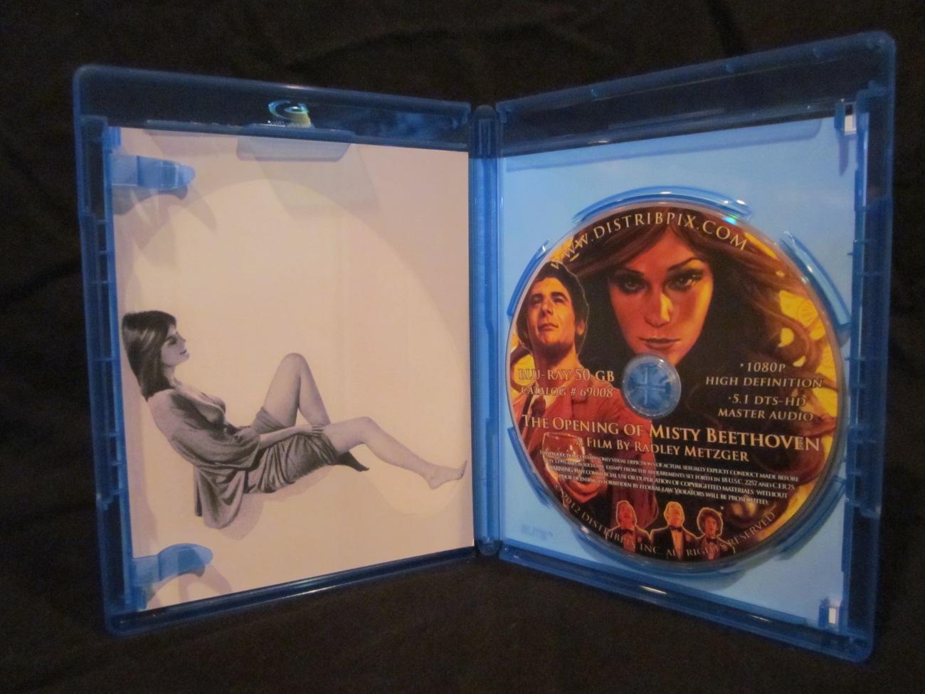 Misty Beethoven Blu Ray