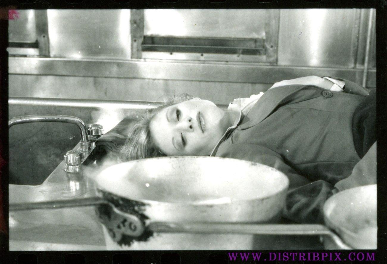 Barbara Broadcast- UNCUT Kitchen scene