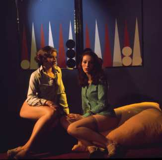 C.J.  Laing and Annette Haven