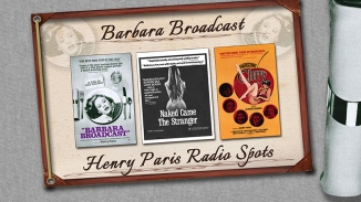 DVD MENU GRAB- Original Henry Paris Radio Spots.