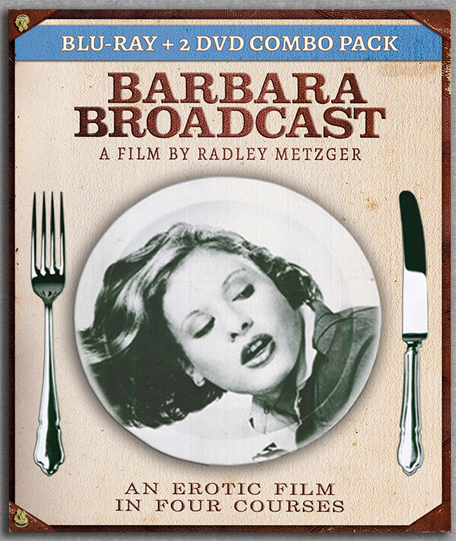 Barbara Broadcast Blu Ray Combo Pack