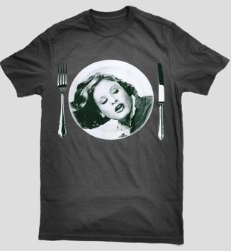 Barbara Broadcast 2013 Limited T-Shirt, Charcoal Gray.