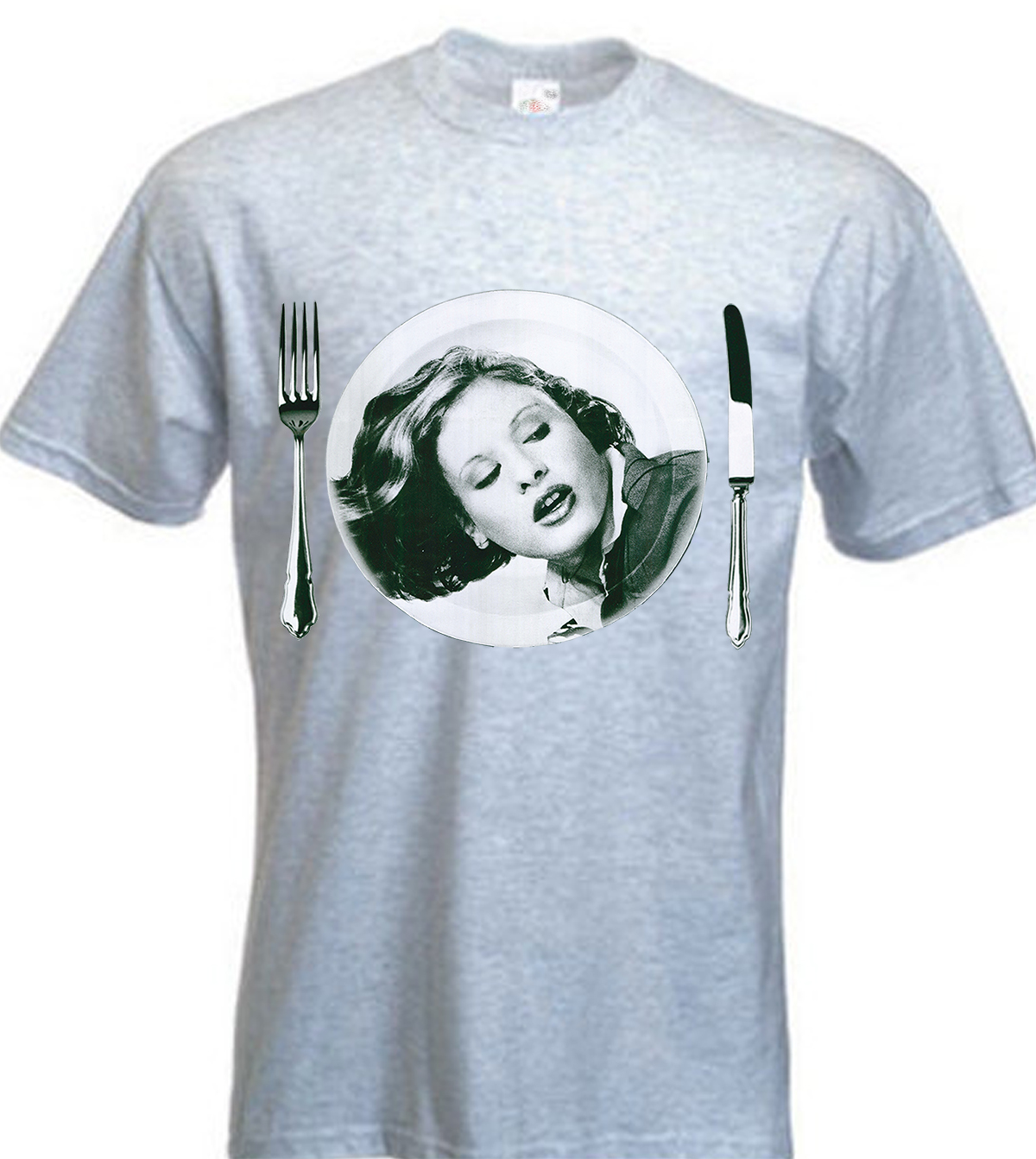 Barbara Broadcast 2013 Limited T-Shirt, Gray.