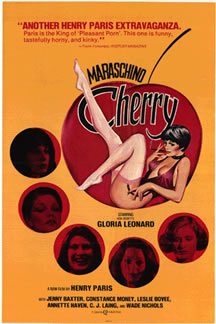 Maraschino Cherry theatrical poster