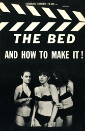 The Bed and How To Make It, 1966, Directed by Joe Sarno. ©Distribpix Inc.