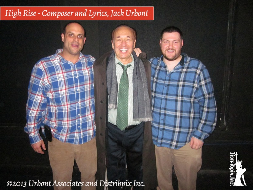 Distribpix Man (Steven M.), Composer- Jack Urbont and Curator-Casey Scott