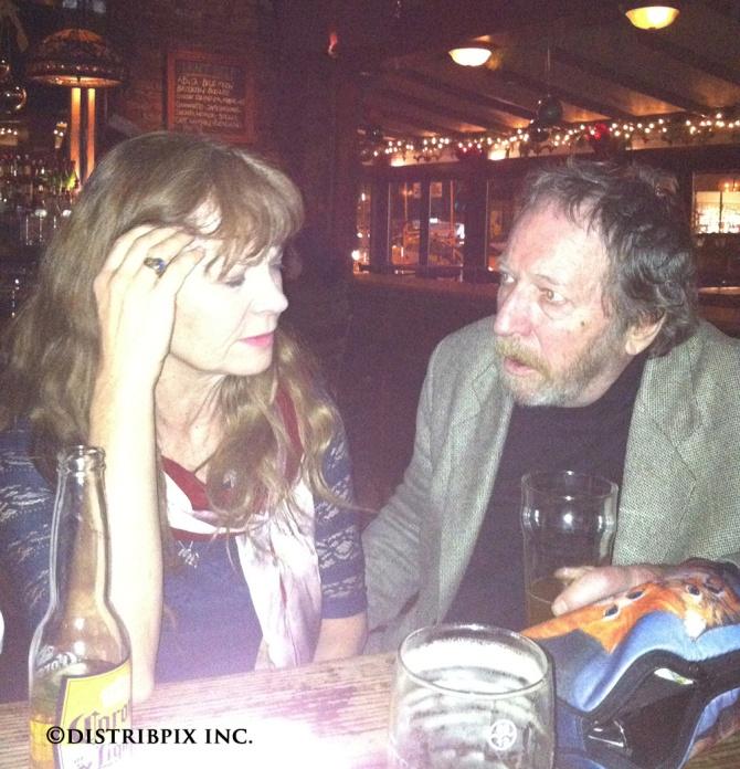 Jane Hamilton and Larry Revene.