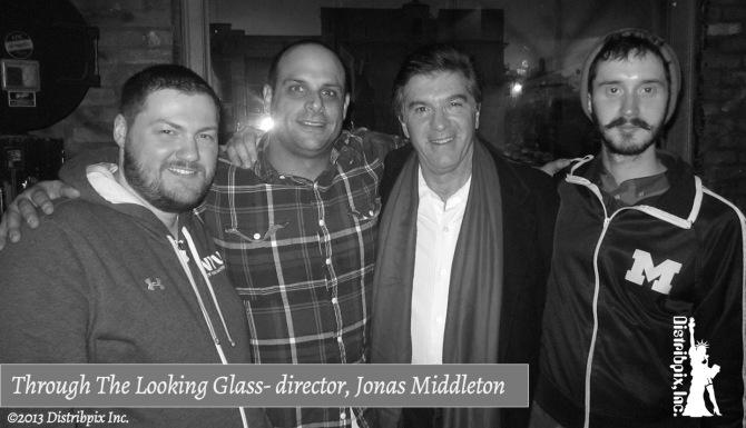 From Left to Right: Casey Scott, Steven Morowitz, Jonas Middleton, Joe Rubin.