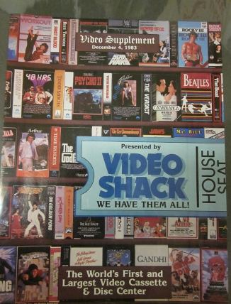 Video Shack catalog, 1983.