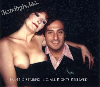 Gloria Leonard and Distribpix Founder,Arthur Morowitz, 1978.