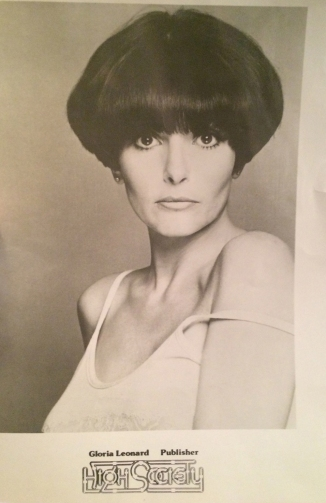 Gloria Leonard.