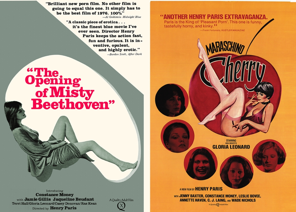 The Opening of Misty Beethoven and Maraschino Cherry