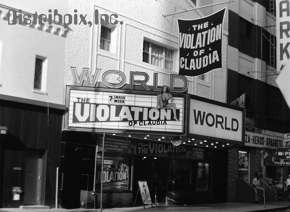 The World Theater, The Violation of Claudia