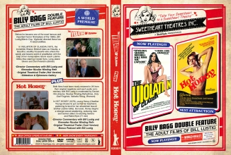 Full DVD Box Cover, Front Side