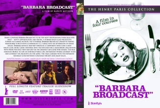 Barbara Broadcast Single DVD version Box art- Front Side