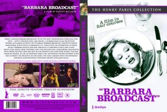 Barbara Broadcast Single DVD version Box art- Front Side