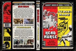 The Naughty Nurses Double Feature- Distribpix Archive Collection.