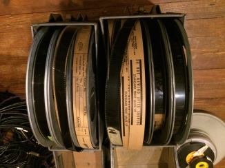 Complete 35mm print of Falstaff, on 7 full reels. Actual Print.