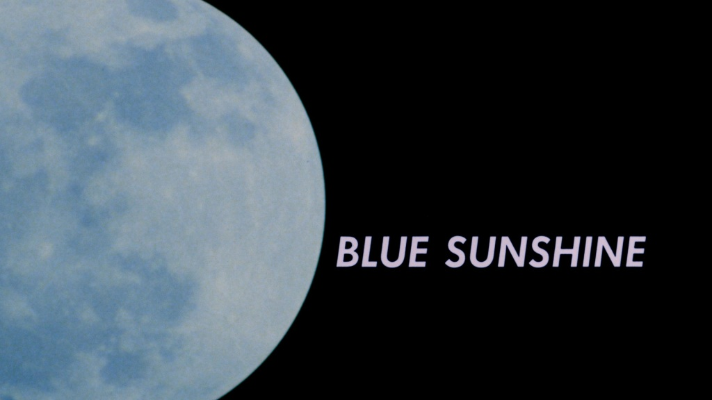 HD Screen Grab from Blue Sunshine.