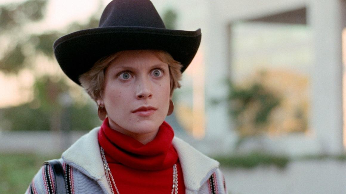 Alicia Sweeny, played by Deborah Winters.